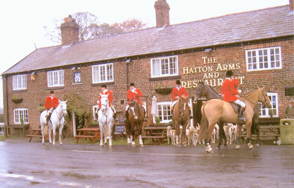 The Hunt at the Hatton Arms-village page