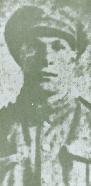 Lance Corporal James Bodell