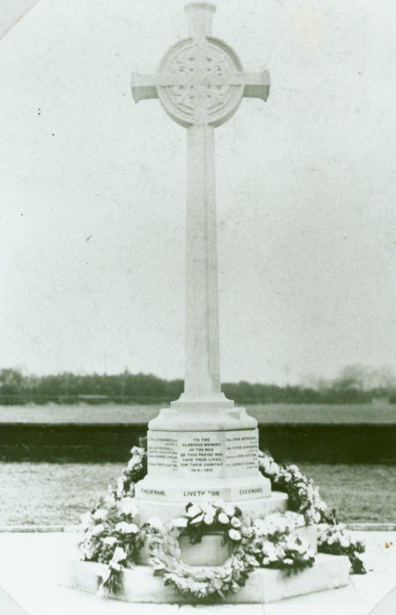 Daresbury cenotaph 2 copy 2
