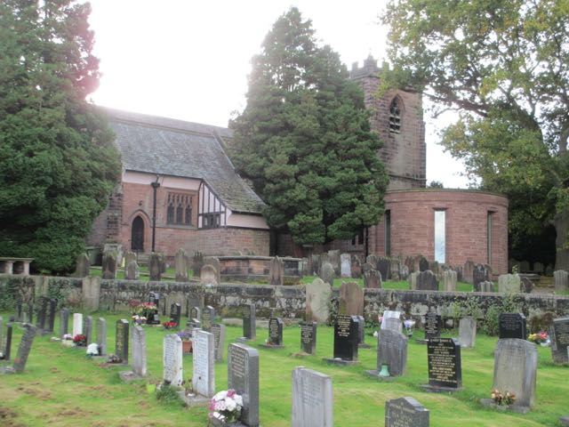 All Saints', Daresbury