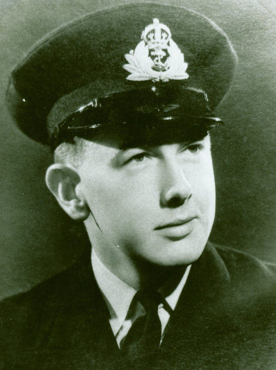 Sub Lt Neville Frodsham
