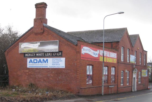 Mersey White Lead Company