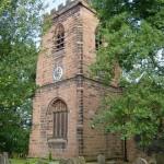 All Saints', Daresbury